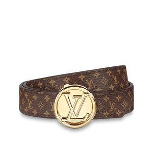 Louis Vuitton Circle Belt 25mm